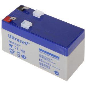 Akumulator Ultracell UL7-12 12V 1,3Ah