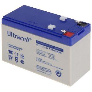 Akumulator Ultracell UL7-12 12V 7Ah